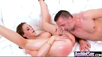 Girl getting hardcore anal