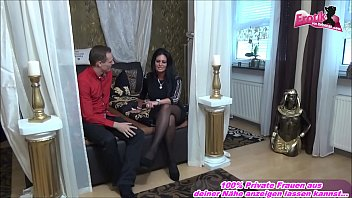German Tuerkish Milf  fuck young boy with big cock