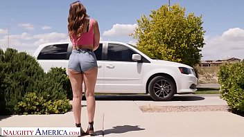 Asian imigration to america - Naughty america - kelly turner kenzie madison gets fucked in the back seat