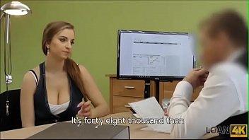 Tetuda na entrevista de emprego