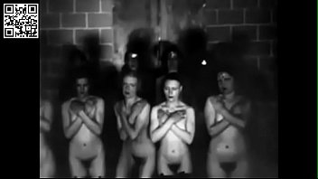 "Messe Noire ""Black Mass"" 1928 Paris, France"