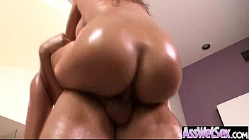 Hard Style Anal  Sex With Ass Oiled Big Butt G iled Big Butt Girl (missy Martinez) Movie 24
