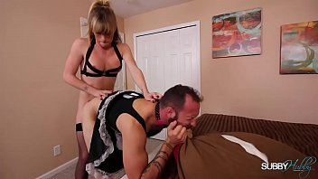 Hampster tranny femdom Mistress faith turns the tables 3: cock sucker /4: punishment fuck