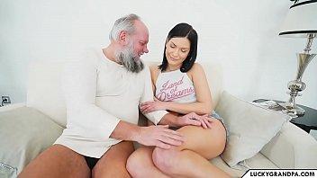 Her favorite grandpa