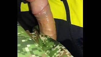 Barack obama homosexual relations - Chupando o soldado no quartel - part. 2