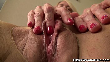 Woman orgasm feeling - American milf tricia thompson needs orgasmic pleasure