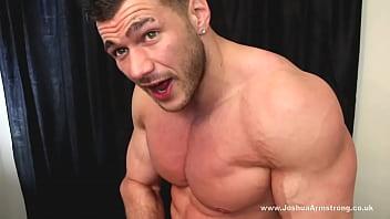 Gay cock worship video Tanning bed voyeur muscle wank