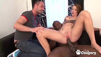 Cuckold • Victoria Daniels Lets A Black Man Fuck Her Asshole While Hubby Watches thumbnail