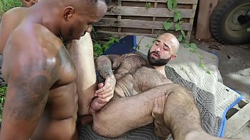 Free gay stuff by email Gaywire - atlas grant gets his hairy, muscular ass stuffed by phoenix fellington