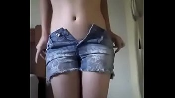 Watch my GF take off her clothes in front of the camera pornhub video