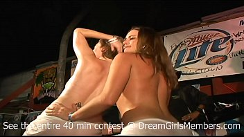 Skin tight shirt boob wet big Smoking hot college girls in dirty skin to win contest