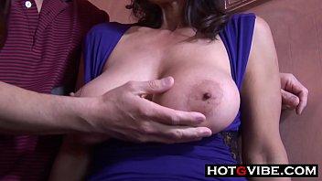 Big Tits MILF Hardcore at the Bar