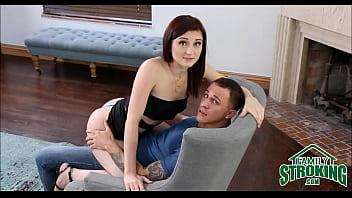 Little Step Sister Is A Stripper Slut