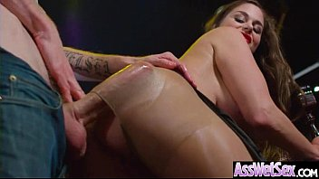 Anal Sex Tape With Hot Oiled Sexy Huge Butt Girl (Cathy Heaven) video-13