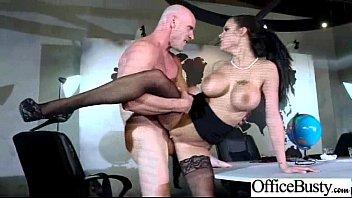 Huge Tits Office Girl (peta jensen) In Hard Style Intercorse mov-30