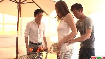 Busty Reon Otowa Sucks And Fucks In Asian Group Video - More At Japanesemamas Com