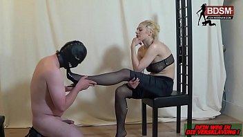 Fusserotik von Deutscher Herrin - german femdom lady foot fetish