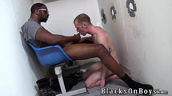 Gay video dvd Aiden connors ends up riding a black dick