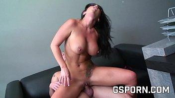 A good cum for a good boobs
