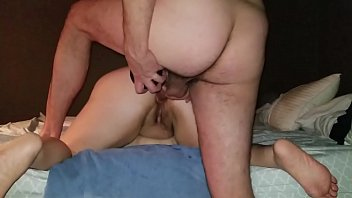 Sexy BBW Asshole Stretching