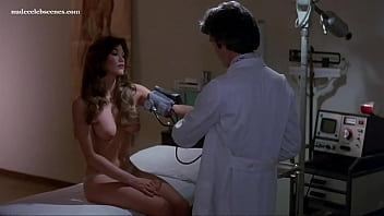 Barbi Benton nude in Hospital Massacre (1981)