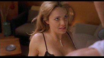 Erica Durance hot scene