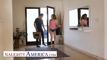 Naughty teen sucks neighbor Naughty america - karla kush fucks her neighbor