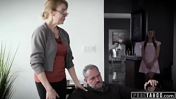 PURE TABOO Delinquent Teens Corrupted by Pervert Step-Grandpa 14分钟