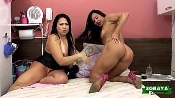 Bianca Naldy in the sofa test of Soraya Carioca tells everything in the can part 1