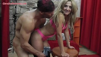 Czech petite MILF gets fucked by long dick video