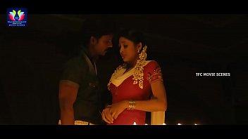Satyam Rajesh And Sushma Raj Kiss Scene -- Latest Telugu Full Movies -- TFC