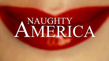 Naughty America - Find Your Fantasy Allie Haze fucking in the kitchen with her natural tits porno izle