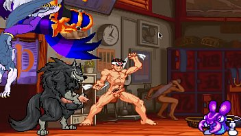 Werewolf gay porn Big vs jon talbain
