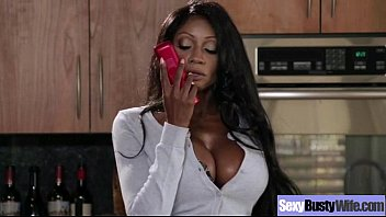 Busty Milf Wife (diamond jackson) Bang Hardcore In Front Of Camera movie-11