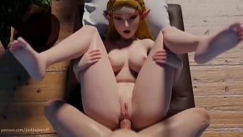 3D Animated Anal Compilation - 2021 Best Blender Porn From Games HMV - Rock Remixes