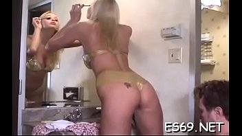 Luscious honey adores sex a lot