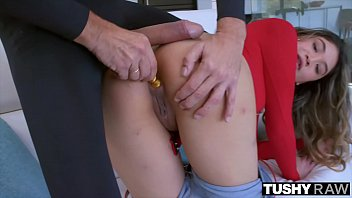 TUSHYRAW Anal Addicted Asian Wants It Now