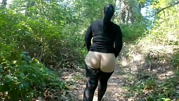 Public Exhibitionist Big Butt Mom porno izle
