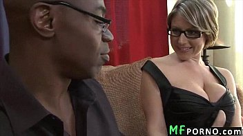 Interracial short story Teacher with glasses tries big black dick velicity von 2