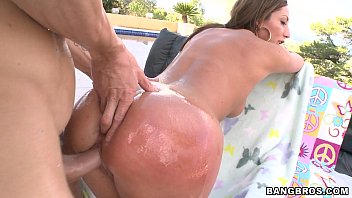 BANGBROS - Perfect Booty Babe Angelica Sage Fucked Hard