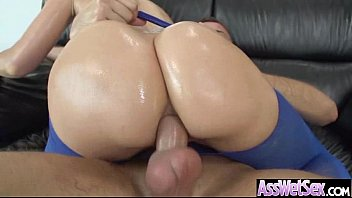 Xxx ball crashing to distruction porn Anal sex tape with curvy big ass oiled girl anikka albrite vid-23