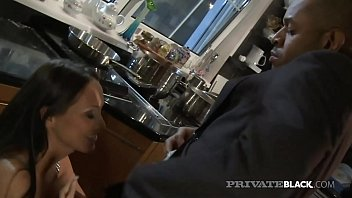 Private Black - Milf Mandy Bright Blows Big Black Cock Guest