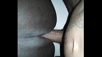 22 centimetros no cu da nega e ela adora