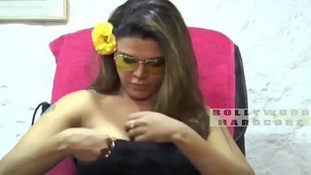 Rakhi Sawant Body Massage Video !! HD