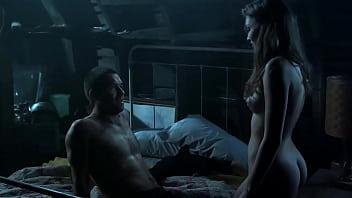 Nicole simmons nude Lili simmons nude in banshee 1x02