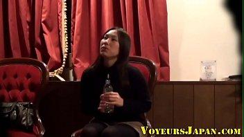 Japanese Lesbian Massaged