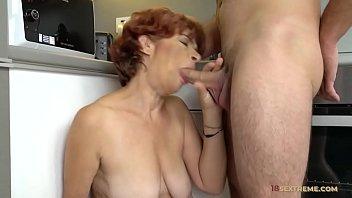 1 Hairy Mature Donatella Loves to Fuck