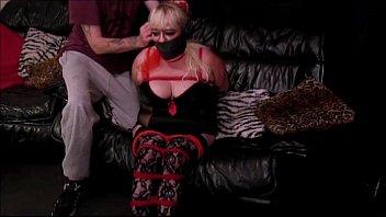 Scarf bondage stories saturday girl Hogtied blindfolded