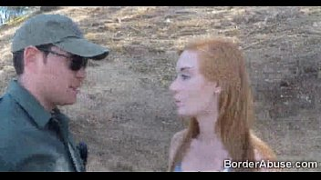 Streaming Video Border officer catches redhead immigrant - XLXX.video