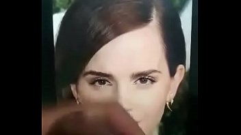 Emma Watson face cum tribute